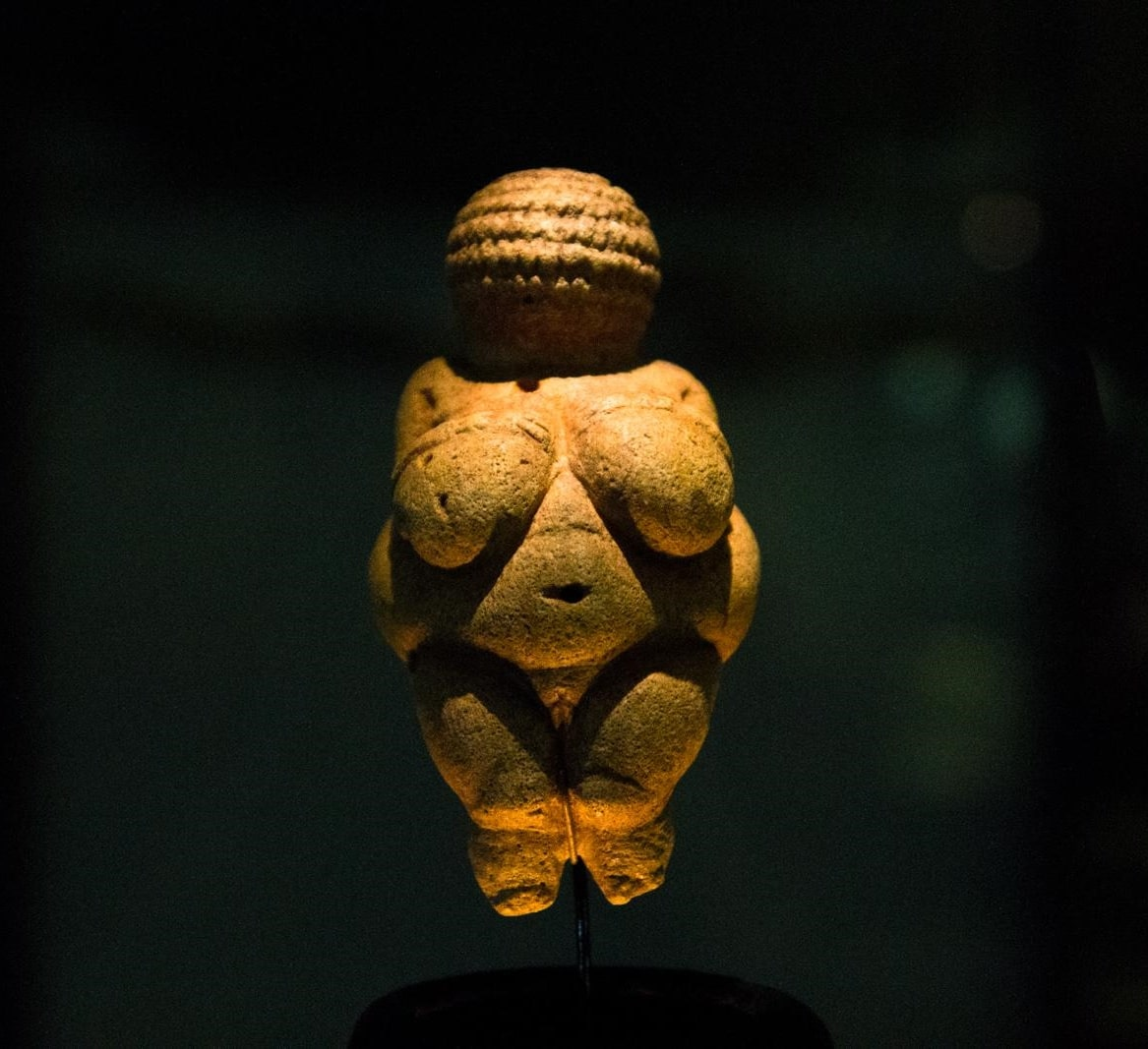 """Образът на """"Вилендорфската Венера"""""""