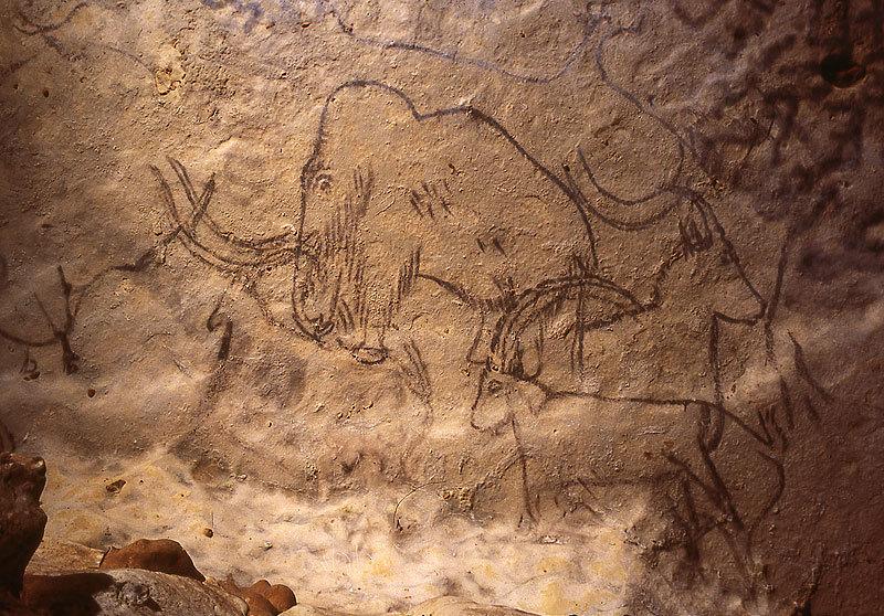 Изкуство в пещерите