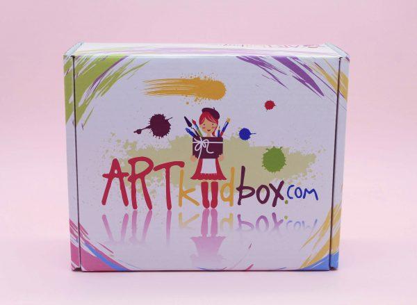 Творческа кутия Art Kid Box - Праисторическо изкуство